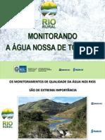 monitoramento água para apresentação municípios do noroeste