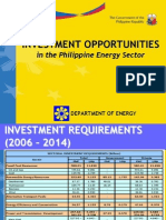 Investment Opportunities in Energy