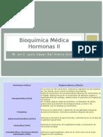 Bioquimica de Hormonas II