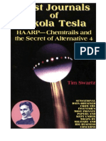 Tesla Journals