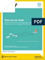 Tutorial Voki