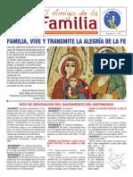EL AMIGO DE LA FAMILIA domingo 13 octubre 2013
