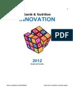 Sante Nutrition Innovation 2012