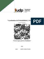 Apuntes de Ayudantia_Curso Probabilidades y Estadistica