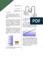 PROBLEMAS de FISICA II de Fisica II Petroleo Verano 2013