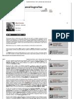 Biografía de Albert Einstein - quién es, información, datos, historia, obras, vida