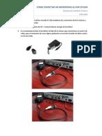 Conectar Un Microfono a Un Dvr Pccam