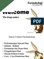 Dasar Umum Farmakologi