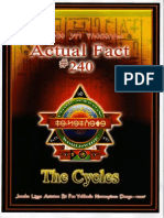 Actual Fact 240 - The Cycles