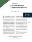 Alejandra Aguilar Ros - Cuerpos múltiples