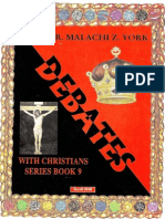 Debates With Christians Series Book 9