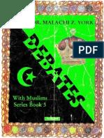 Debates With Muslims Series Book 3