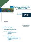 CRM - Informacje Dla Kadry