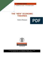 "THE ""NEW"" ECONOMIC THEORY"