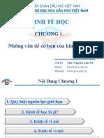 Tu - Chuong 1 - Nhung Van de Co Ban Cua Kinh Te Hoc-1