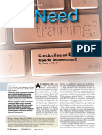 Jurnal Ebscohost Needs Training