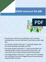 12. Kepribadian Islam