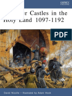 Osprey - Fortress 021 - Crusades Castles in the Holy Land 1097 - 1192 Ocr