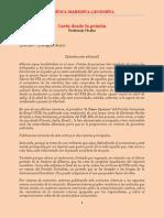 Nexhmije Hoxha - Carta desde la Prisión (1992) y Discurso en el Seminario de Bruselas (1998)