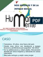 Dsm 5 Trastornos Sexuales y de La Identidad Sexual