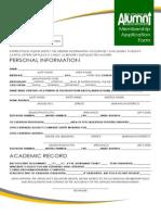 DJYMNHSAA Application Form