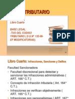 Codigo Tributario Libro Cuarto Exposicion