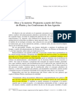 Dios y la materia - Claudio Pierantoni.pdf