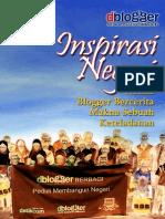 Inspirasi Negeri Ketika Blogger Bercerita - dBlogger
