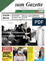 Platinum Gazette 17 July