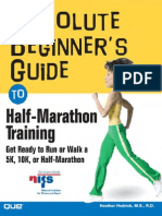Absolute Beginners Guide to Half-marathon Training - Run or Walk 5k-10k-Half-marathon (Hedrick)