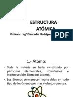 Estructura Atomica y Tabla