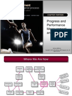 Chapter 13 - Progress & Performance Measurement & Evaluation
