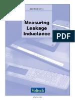 Measuring Leakage Inductance