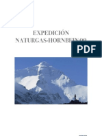 Naturgas - Hornbein espedizioaren dosierra