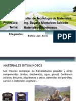 Ppt Materiales Bituminosos v1.0