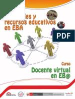 Materiales y Recursos Educativos - Modulo