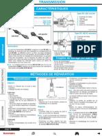 Manual de Taller Renault Clio II - 08 Transmision