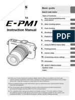 E-PM1 Instruction Manual En