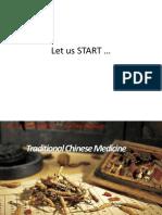 Tradisonal Chinese Medicine ( Presentation )