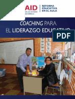 Coaching Para El Liderazgo Educativo LR