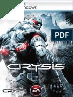 Crysis PC - English Manual