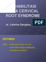 Rehabilitasi Pada Cervical Root Syndrome