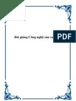 Bai Giang Cnsx Duong 1961 2