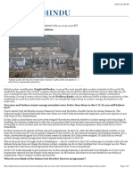 What India Can Learn From Fukushima -