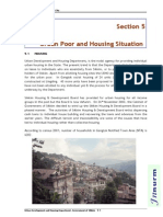 Chapter 5 Urban Poor and Housing Situation
