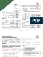 Nomenclatura Binarios 2012 (II)