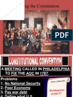 Creating the Constitution (2012)
