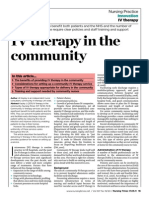 170511IV Therapy in the Community