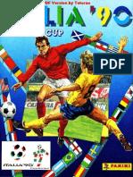 Panini World Cup 1990