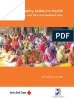 Community Action for Health Case Study from Bihar and Jharkhand, India